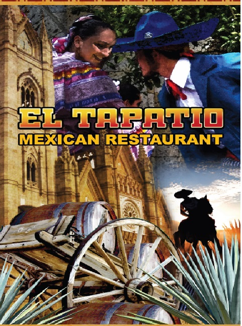 El Tapatio Mexican Restaurant Menu